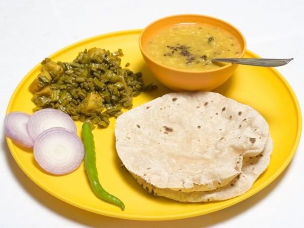 Meera S Kitchen Recipes Methi Parantha Indian Bread With Fresh